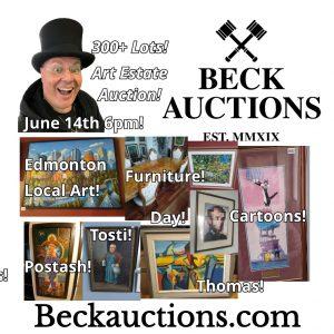 Alberta Art Auction