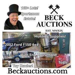 Sportsman Auction