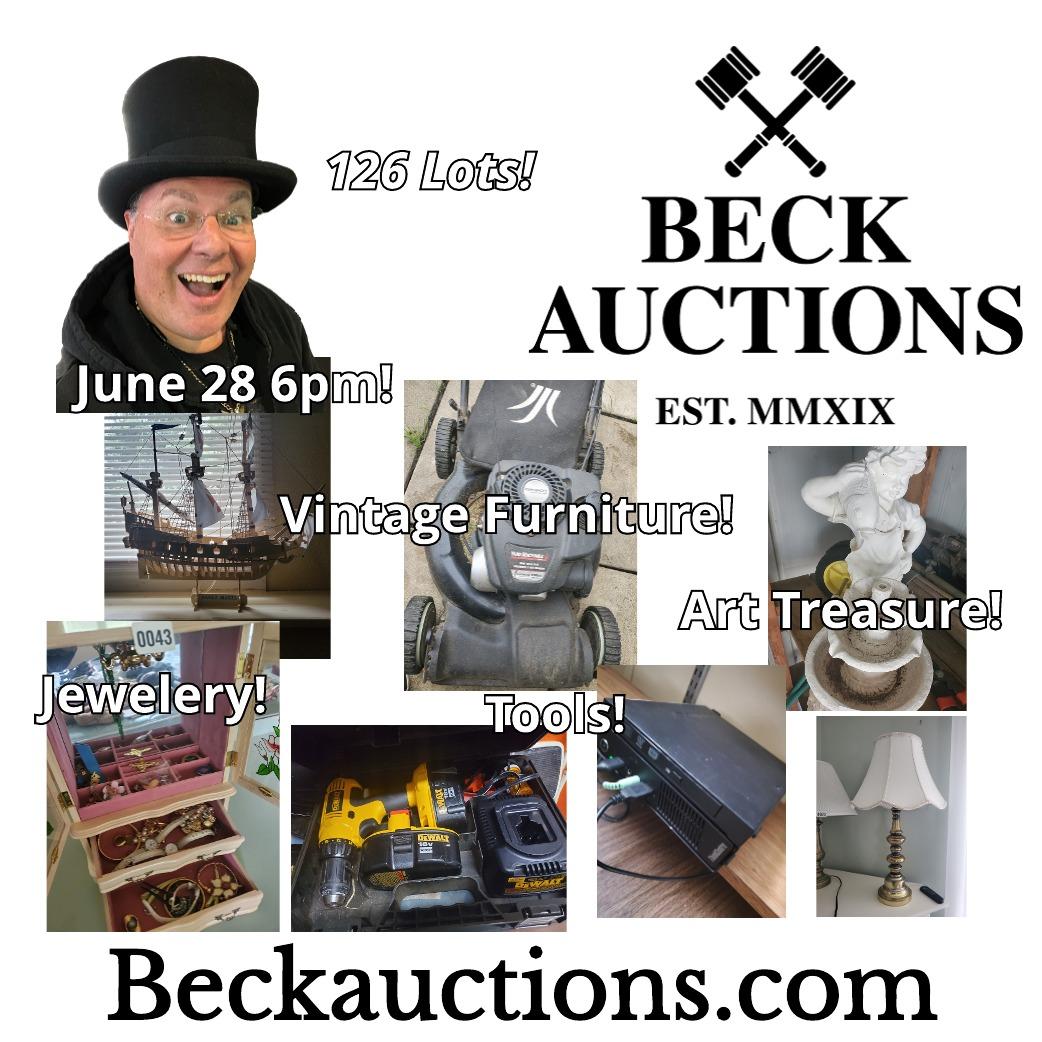 Spruce Grove Auction