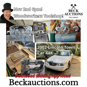 Lincoln Town Car Auction