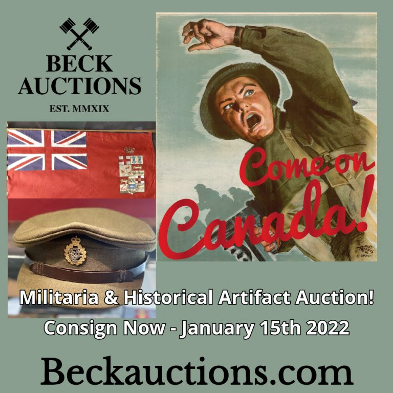 Militaria Auction