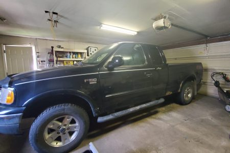 Ford F150 Auction