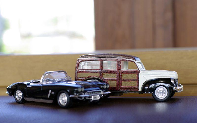 retro car toys