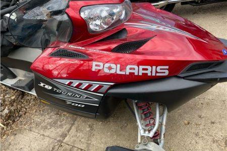 Polaris Snow Mobile Auction
